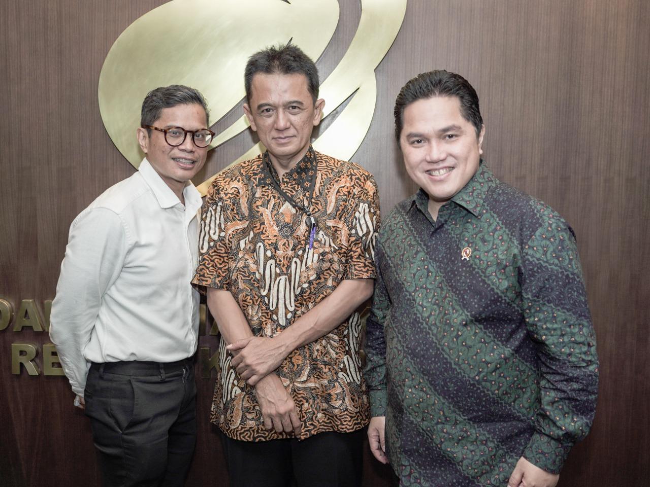 Pahala Mansury Dirut Baru BTN, Chandra Hamzah Komut ...