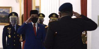 HUT Bhayangkara, Presiden Jokowi, Apresiasi, Polri, Penanganan Pandemi