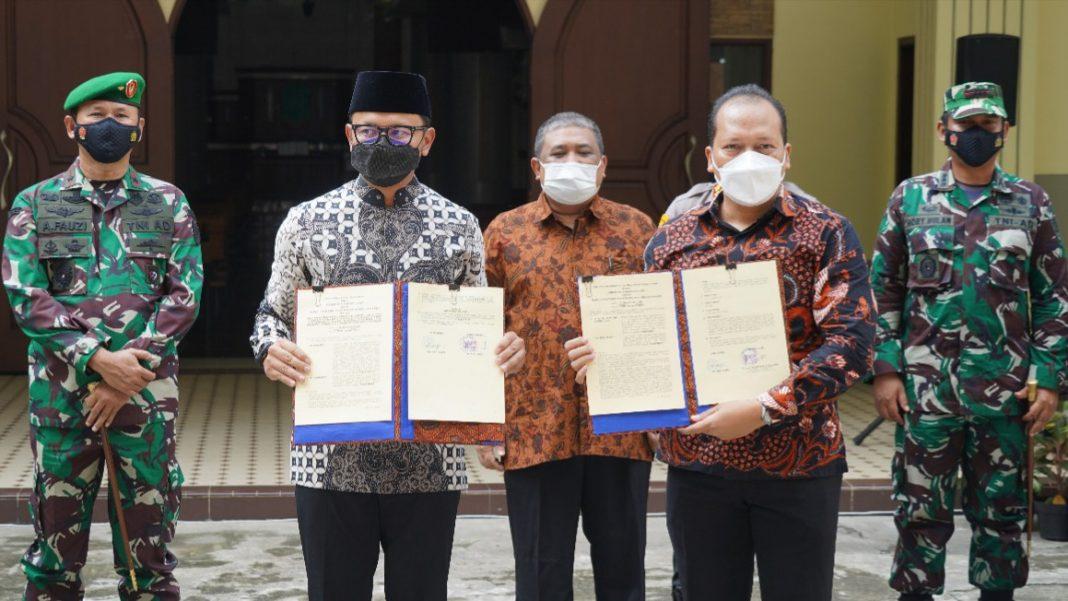 Pemkot Bogor, Hibah Lahan, GKI Yasmin