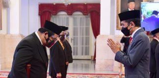 Presiden Jokowi, Tanda Kehormatan, Tokoh