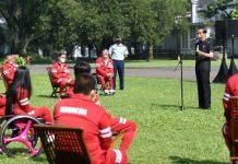 Presiden Jokowi, Penghargaan, Atlet, Paralimpiade Tokyo